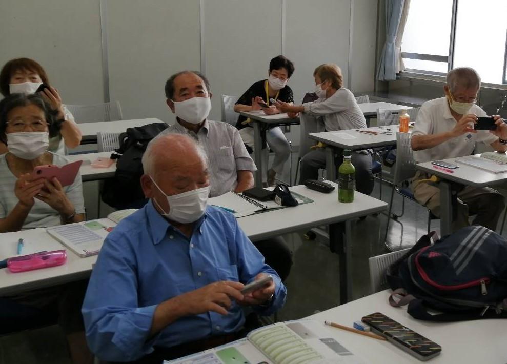 スマホ教室